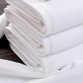 Khăn tay - Màu trắng - K10.5