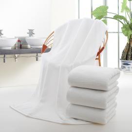 Khăn tắm bể bơi - Màu trắng - K10.9
