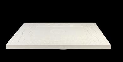 DIAMOND LUXURY - 5cm - 2 mặt lỗ