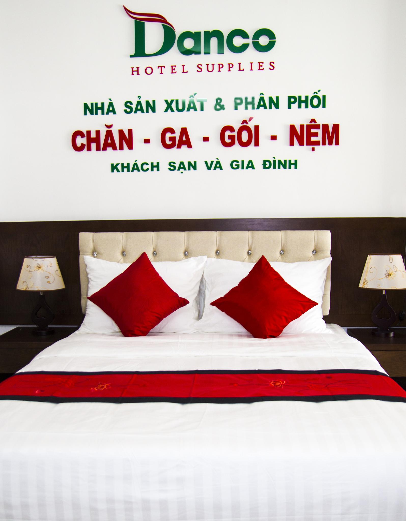 Cách phân biệt vải sợi may chăn ga gối nệm khách sạn