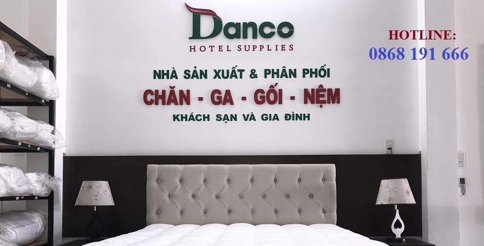 Dancovietnam Chuyên cung cấp chăn ga gối khách sạn, Resort, Spa
