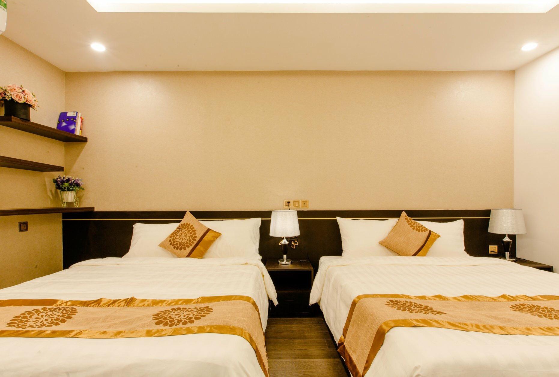 Công dụng của thảm chân ở nhà vệ sinh khách sạn là gì?